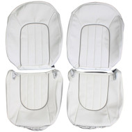 1995-1997 Jaguar Vanden Plas Custom Real Leather Seat Covers (Front)
