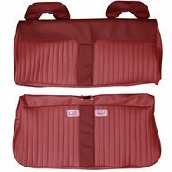 1988-1993 Chevrolet S10 Blazer Bench Custom Real Leather Seat Covers (Front)