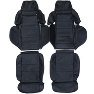 Recaro Orthoped Custom Real Leather Seat Covers (Front)