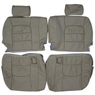 1998-2007 Lexus LX470 J100 Custom Real Leather Seat Covers (3Rd Row)