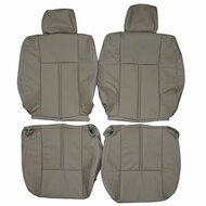 1990-1994 Lexus LS400 UCF10 Custom Real Leather Seat Covers (Front)