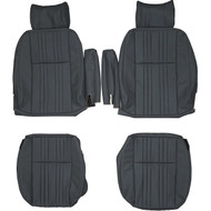 1985-1989 Range Rover Classic Custom Real Leather Seat Covers (Front)