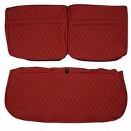 1965-1970 Chevrolet Biscayne Custom Real Leather Seat Covers (Front)