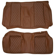 1989-1994 Nissan Skyline GT-R R32 Custom Real Leather Seat Covers (Rear)