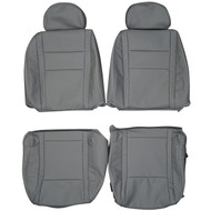 1996-2002 Cadillac Eldorado Cadillac Eldorado Custom Real Leather Seat Covers (Front)