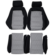 1983-1992 Volkswagen Golf MK2 Custom Real Leather Seat Covers (Front)