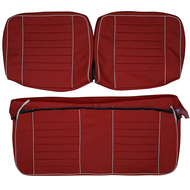 1959 Buick Electra 225 Custom Real Leather Seat Covers (Front)