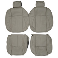 1995-2003 Jaguar XJR Custom Real Leather Seat Covers (Front)