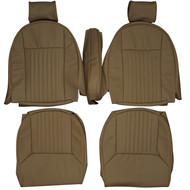 1970-1973 Triumph GT6 MK3 Custom Real Leather Seat Covers (Front)