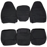 1992-1996 Ford F150 F250 F350 Custom Real Leather Seat Covers (Front)