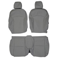 2006-2013 Lexus IS250 IS300 IS350 Custom Real Leather Seat Covers (Front)