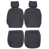 1991-2000 Lexus SC300 SC400 Custom Real Leather Seat Covers (Front)