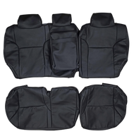2003-2008 Toyota 4Runner Custom Real Leather Seat Covers (Rear)