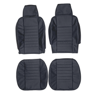 1983-2006 Land Rover Defender 90 110 130 Custom Real Leather Seat Covers (Front)