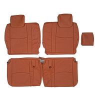 2002-2009 Lexus GX470 Custom Real Leather Seat Covers (3rd Row)