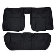 2002-2006 Lexus ES300 ES330 Custom Real Leather Seat Covers (Rear)