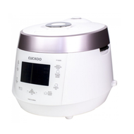 Cuckoo Rice Pressure Cooker 10 Cups CRP-P1009S (White)