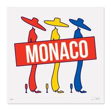VIBRANT GIRLS OF MONACO