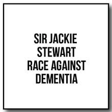 SIR JACKIE STEWART - RAD