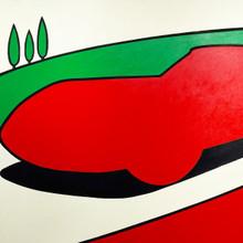 250 GTO IN TUSCANY