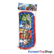 Marvel Captain America Stainless Steel Spoon Case w/ Zipper