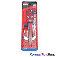 Marvel Spider Man Stainless Steel Training Chopsticks Step 2