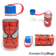Mavel Spider Man Simple Tritan Bottle 380ml BPA Free