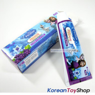 Disney Frozen Toothpaste Grape