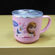 Disney Frozen Stainless Steel Cup w/ Handle Lid