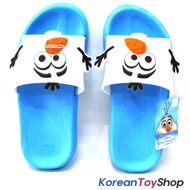 Disney Frozen Olaf Character Cute Slippers EVA Shoes 240mm Light & Good Cushion 001
