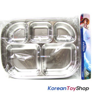 Disney Frozen Stainless Steel Food Tray for Kids Children BPA