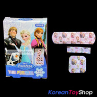 Disney-Frozen-Character-Band-Aid-Adhesive-Bandages-Plasters-Kids-Mixed-Type