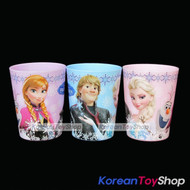 Disney-Frozen-Character-Cute-3-Cups-Set---3-pcs,-Plastic-Cup