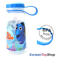 Disney Finding DORY Nemo Tritan Handle Water Bottle 450ml BPA Free