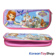 Disney-Princess-Sofia-the-First-Dining-Tool-Zipper-Case-for-Spoon-Fork-Chopstick