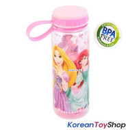 Disney Princess Tritan Water Bottle with Handle 500ml BPA Free