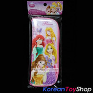 Disney-Princess-Character-Dining-Tool-Case-with-Zipper-for-Spoon-Fork-Chopsticks