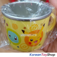 Pokemon  Pikachu Stainless Steel Cup w/ Handle BPA Free
