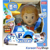 Robocar Poli Voice Control RC Remote Control Toy Car