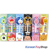 Disney TSUM TSUM Character Ball Point Pen Pens 6 pcs Set High Quality