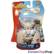 Super Wings Mini SAETBYEOL SAETBEOL Transforme​r Robot Toy Season 2 New