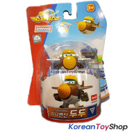 Super Wings Mini Doodoo Transformer Robot Toy Season 2 New Character
