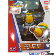 Super Wings Doodoo Transformer Robot Toy Season 2 New Character