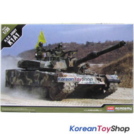 Academy 13215 1/35 Plastic Model Kit ROK Main Tank K1A1 / Made in Korea