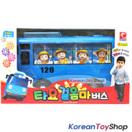 Little Bus Tayo Big Toddle Bus Toy Car Baby Kids Sound LED Flashing Theme Song