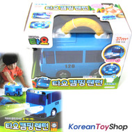 The Little Bus Tayo Camping Lantern Toy Car Flashlight Lamp w/ Handle 2 Modes