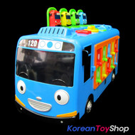 The Little Bus Tayo Smart Tayo Bus Big Size Toddler Educational Toy w/ Melody