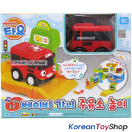 The Little Bus Tayo Mini Baby GANI Toy w/ Crossing Gate & Lullaby Melody