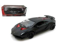 Lamborghini Sesto Elemento Grey 1/24 Scale Diecast Car Model By Motor Max 79314