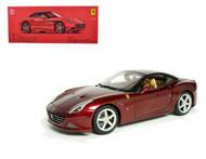 Ferrari California T Closed Top Signature Series Red 1/18 Scale Diecast Car Model By Bburago 16902